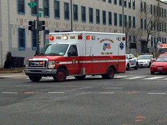 Spare DCFD Ambulance