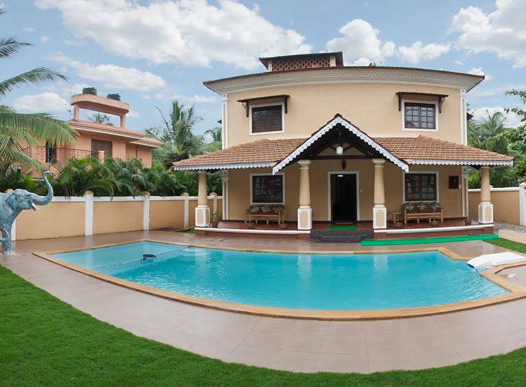7 BHK Luxury Beach Villa in Calangute with Private Pool