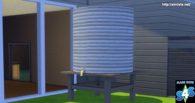 Rainwater-tank