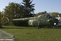 6 - 06175 - Polish Navy - Mil Mi-4ME Hound - Polish Aviation Musuem - Krakow, Poland - 151010 - Steven Gray - IMG_0537