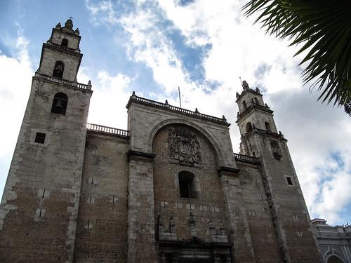 Merida: la Cathédrale de San Ildefonso