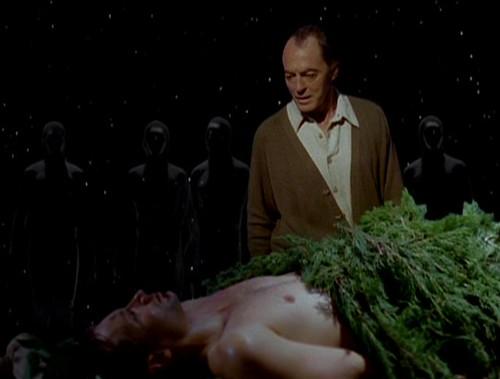 The X-Files - Bill Mulder