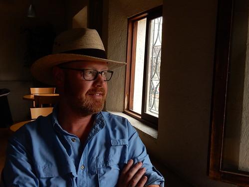 Oaxaca - Gerhardo con sombrero