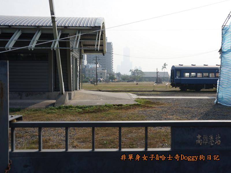 高雄港站哈瑪星打狗鐵道故事館10