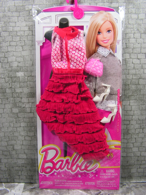 2015 Barbie Fashion DH59