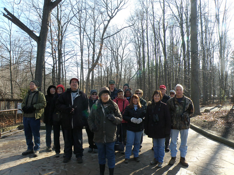2nd Saturday Bird Walk Mar 12, 2016