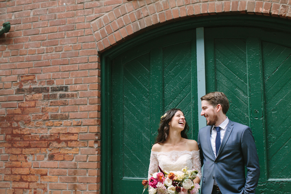 Celine Kim Photography AM Airship 37 distillery district romantic summer wedding-46