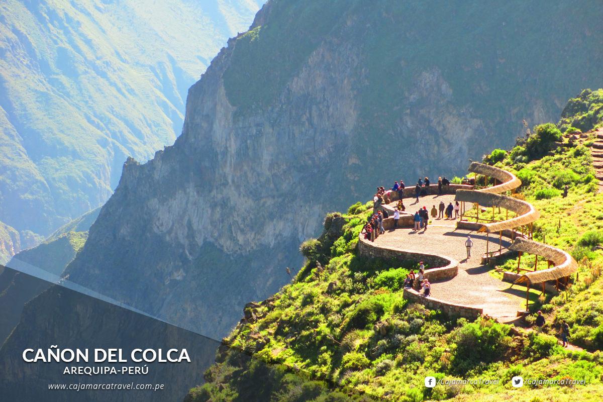 Impresionante Valle de Colca.