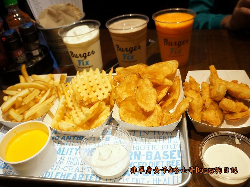 台北東區Burger Fix美式漢堡20