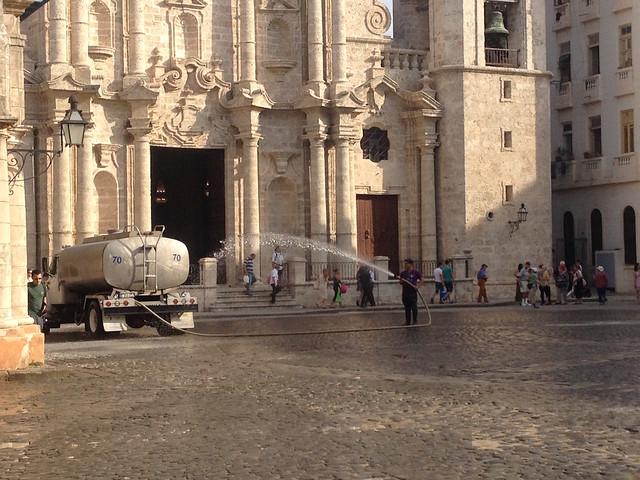 #Cuba @Potus visitará la Catedral de La #Habana el domingo en la noche #ObamaCuba