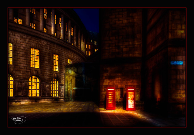 The Phone Boxes