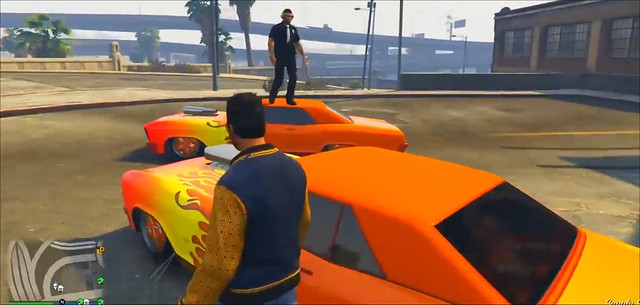 GTA Online Car Duplication
