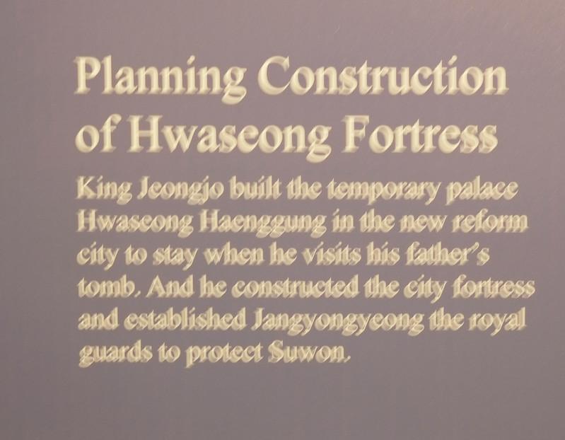 Suwon Hwaseong Museum