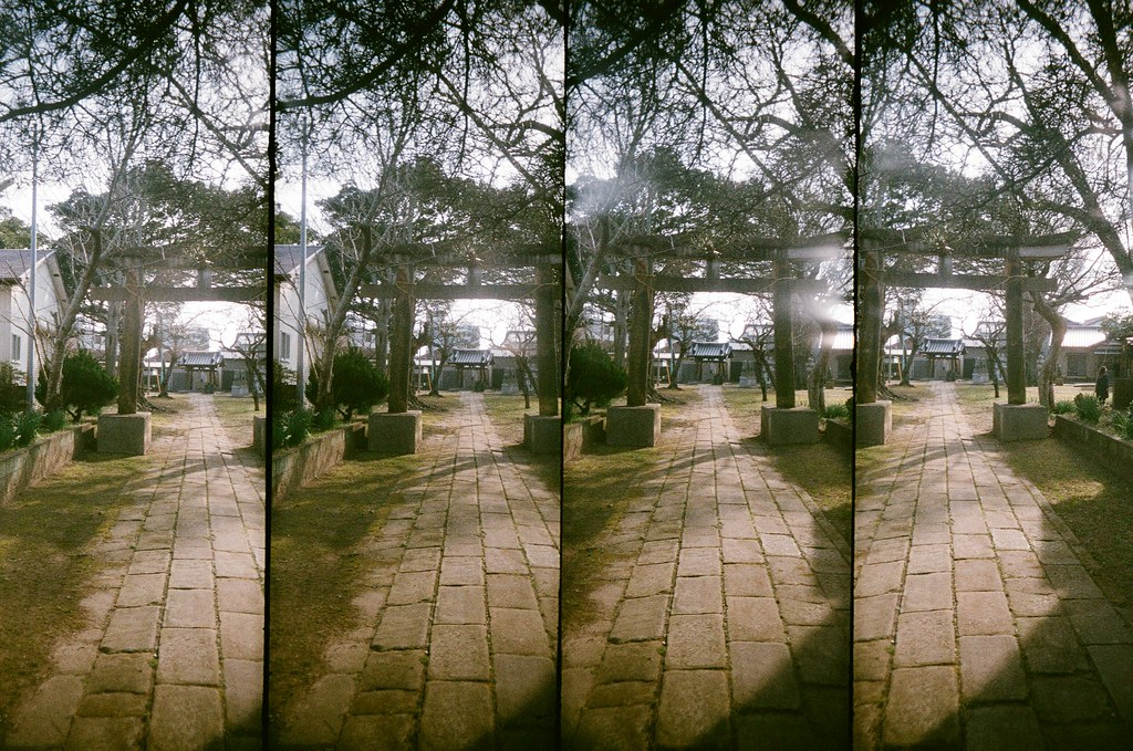 銚子市 千葉縣 Choshi, Japan / AGFA VISTAPlus / SuperSampler 在銚子亂走亂晃,到處把影像帶回來。  SuperSampler Dalek AGFA VISTAPlus ISO400 8266-0039 2016/02/05 Photo by Toomore