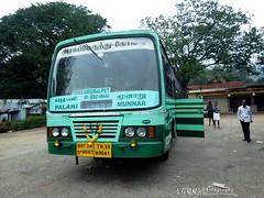 TNSTC TN39 N 0041 Munnar - Palani