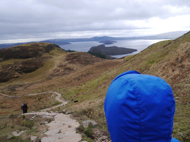 half way Conic Hill