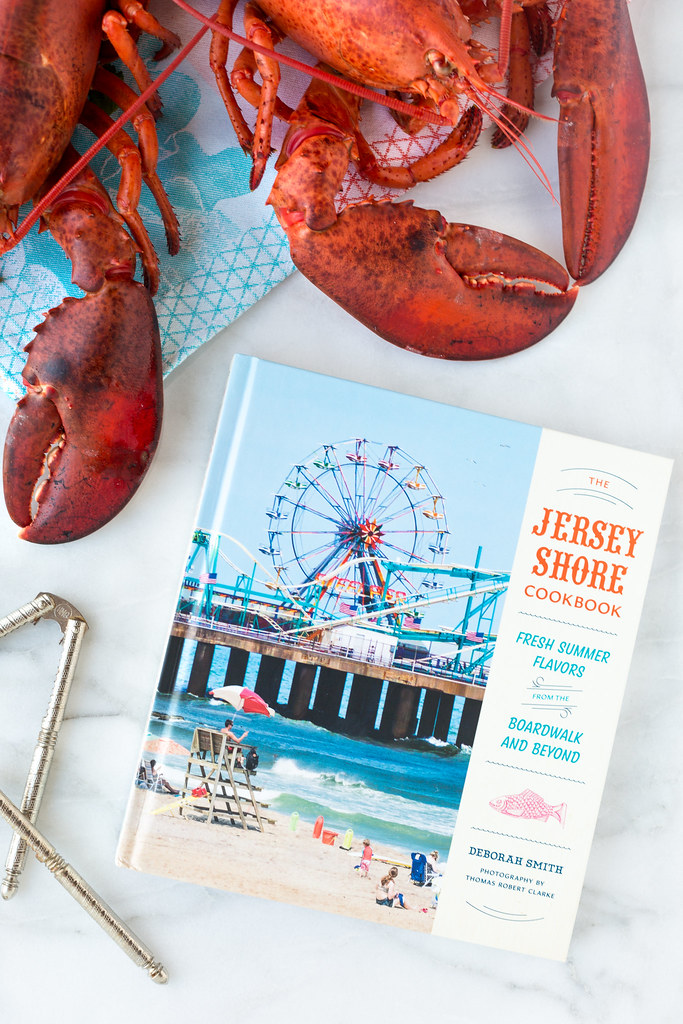 The Jersey Shore Cookbook #sponsored
