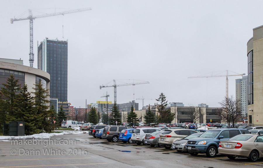 Waterloo construction