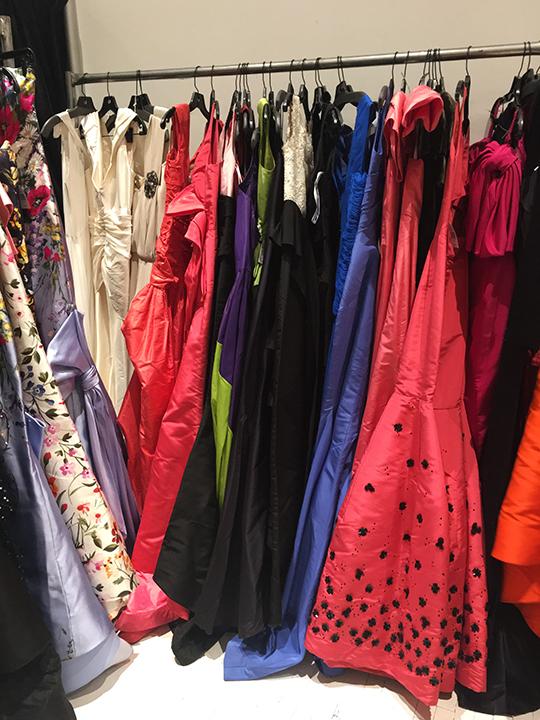 Oscar De La Renta Sale Dresses