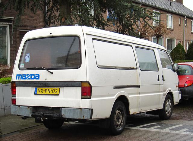 1998 Mazda E2200 Diesel