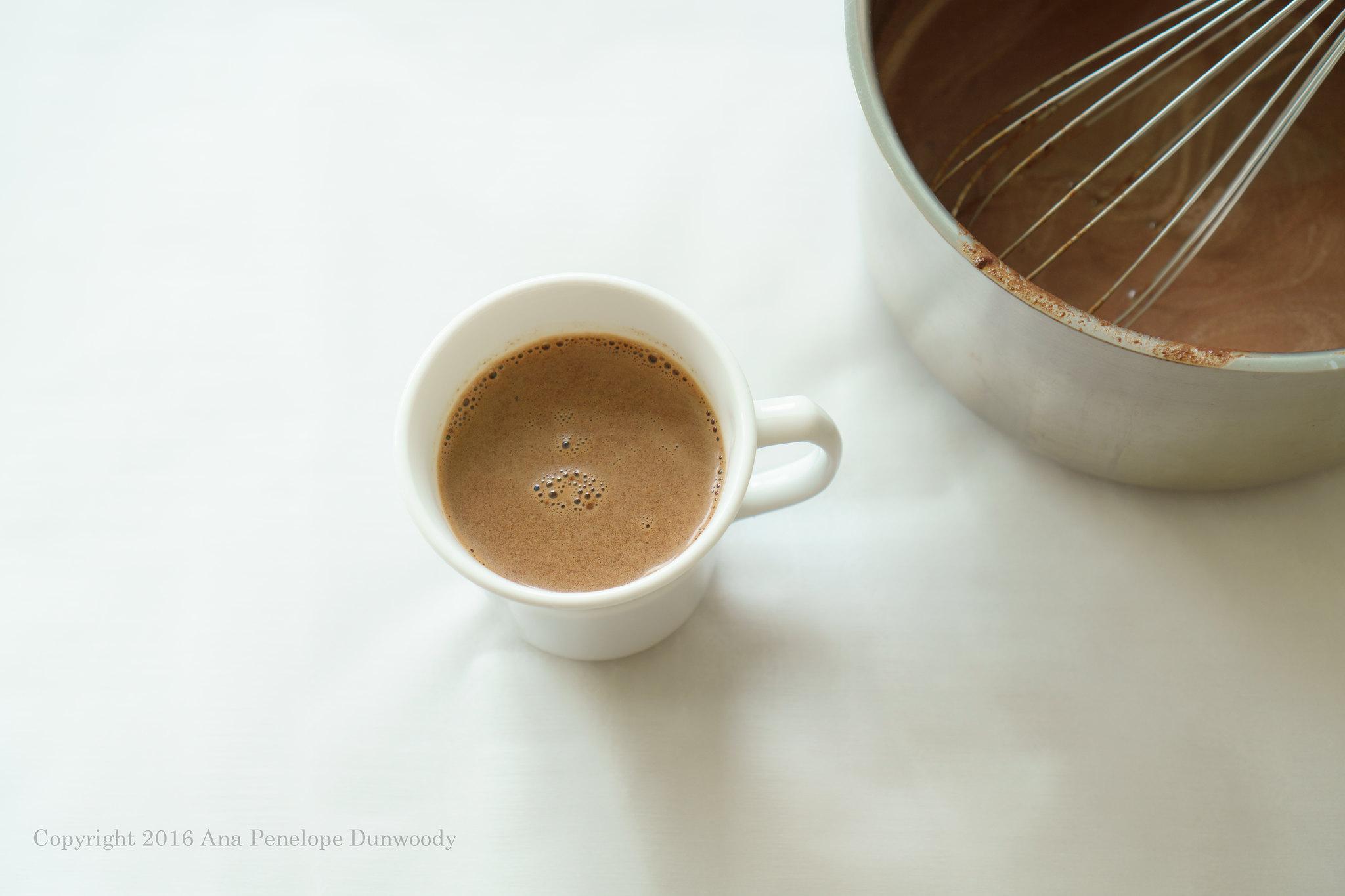 20/365 Le Chocolat Chaud