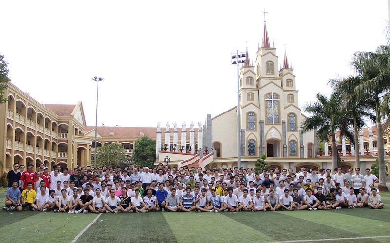 Hội Thao Mừng Chúa Chiên Lành 2016
