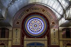 Rose Window, Alexandra Palace