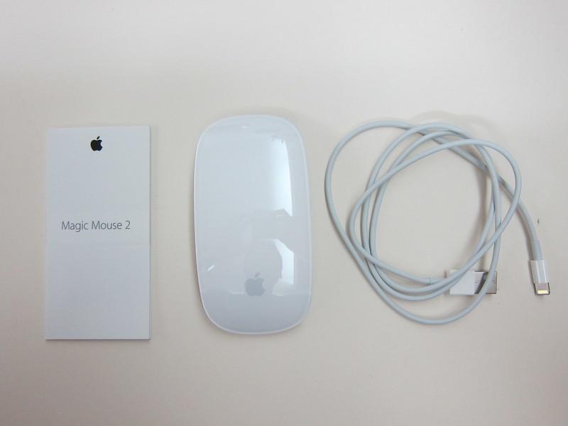 Apple Magic Mouse 2 - Box Contents