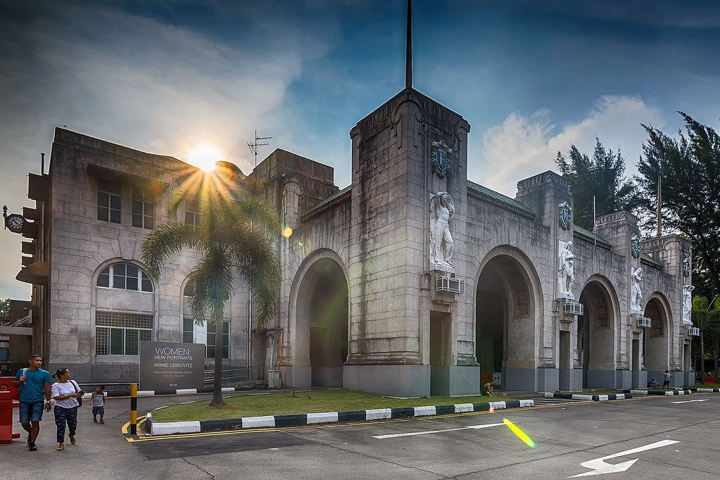 The tanjong pagar railway station was gazetted a national monument in 2011