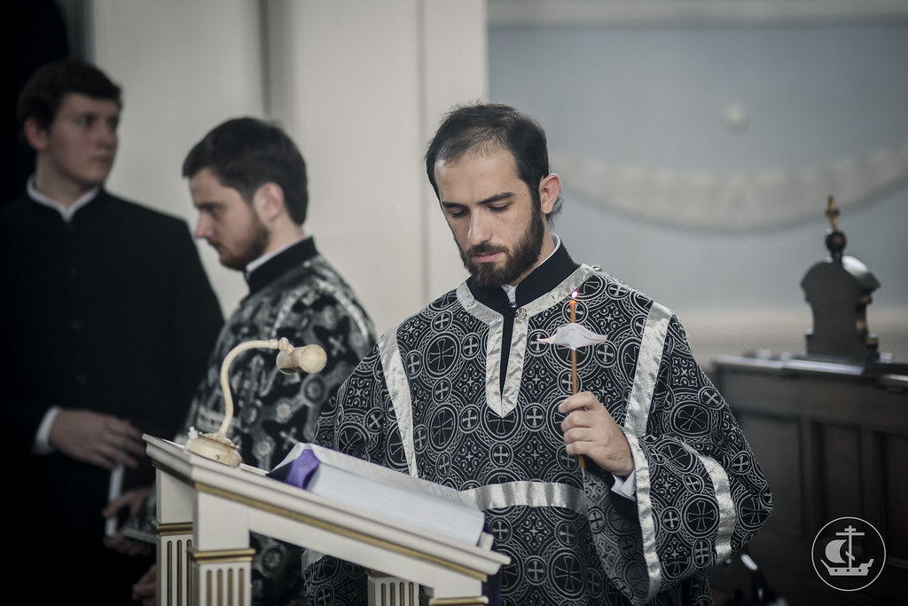 28 апреля 2016, Утреня Великого Пятка / 28 April 2016, Matins of Holy Friday