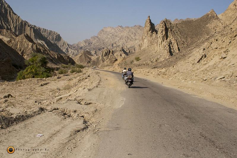 Trip to Cave City (Gondhrani) & Shirin Farhad Shrine (Awaran Road) on Bikes - 23559078673 b63b5aff3e c