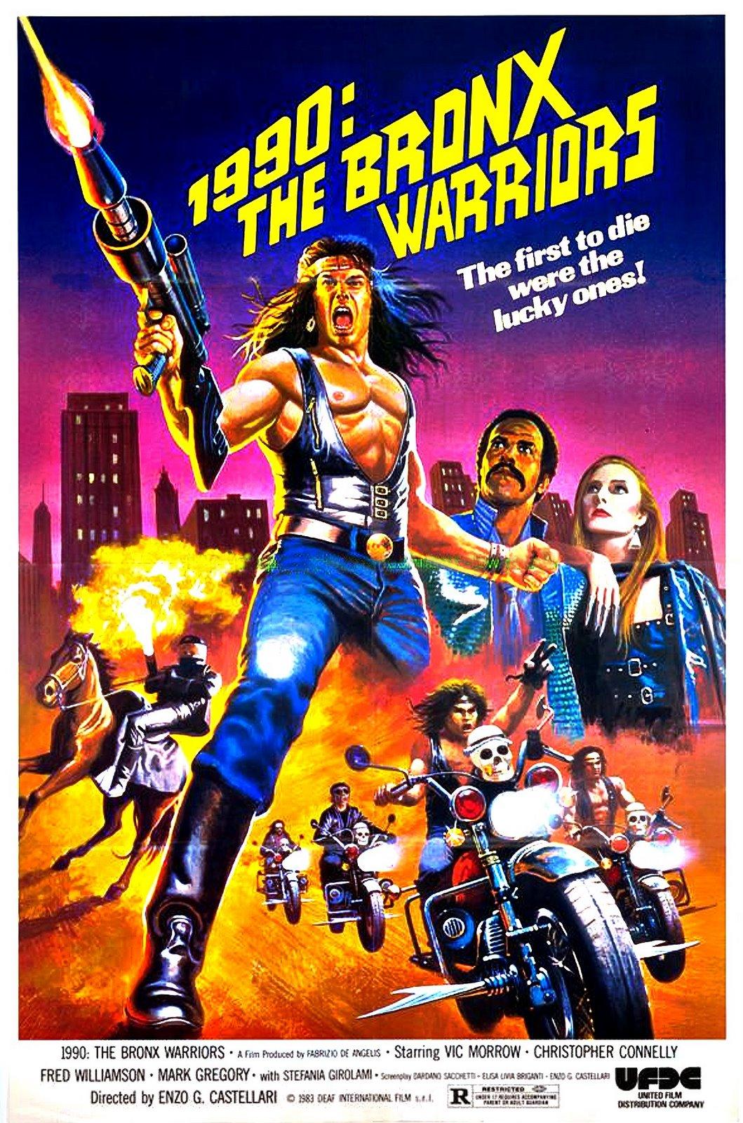 1990 : The Bronx Warriors (1982)