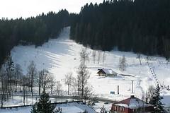 Horní Vltavice - překvapení ze Šumavy