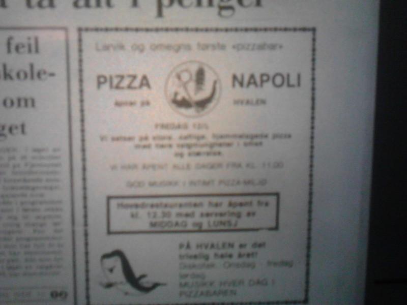 muttern spanderte pizza
