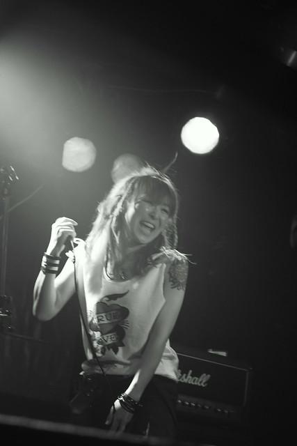 Juz live at Outbreak, Tokyo, 19 Jan 2016. 073
