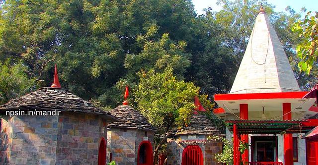 श्री दुर्गा मंदिर (Shri Durga Mandir) - Sector-2 Rama Krishna Puram, New Delhi - 110022
