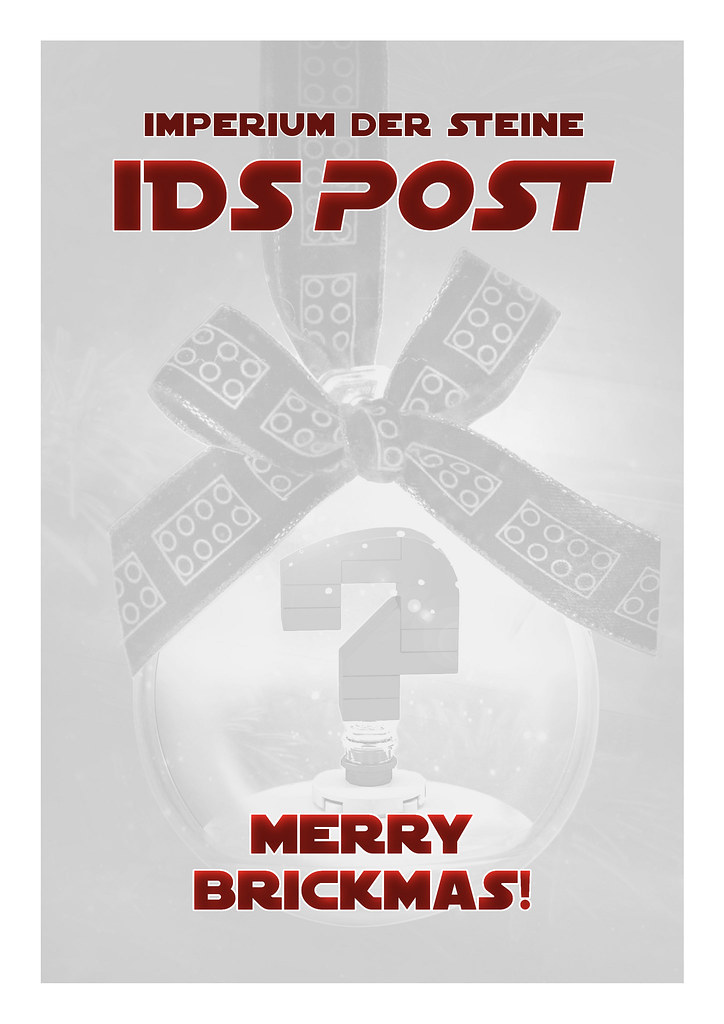 IDS-Post #10 Merry Brickmas