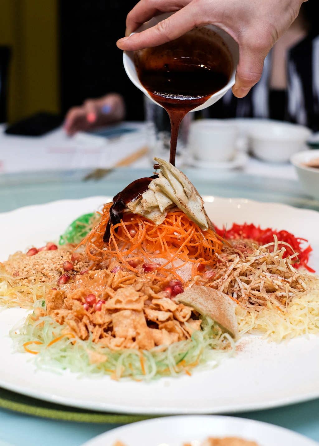 9 Best Chinese Restaurants for Reunion Dinners 2016: Crystal Jade