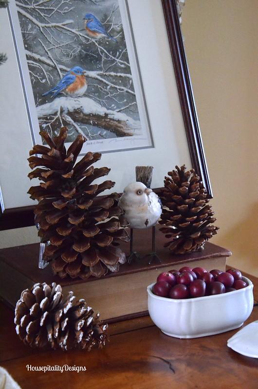 Winter Vignette - Housepitality Designs