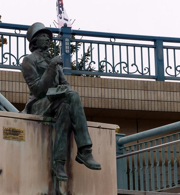 Han Christian Andersen Square - Kurashiki