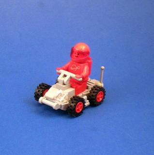 Lunar Base Buggy
