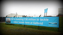 Yorkshire Water £30m banner