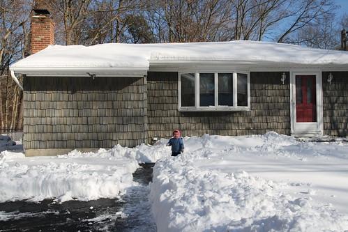 Snow Storm Jonas 2016
