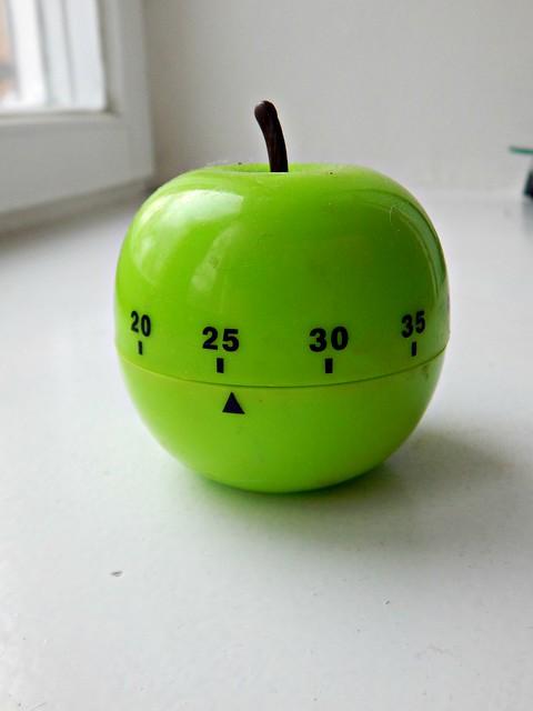 таймер-яблоко | Хорошо.Громко.