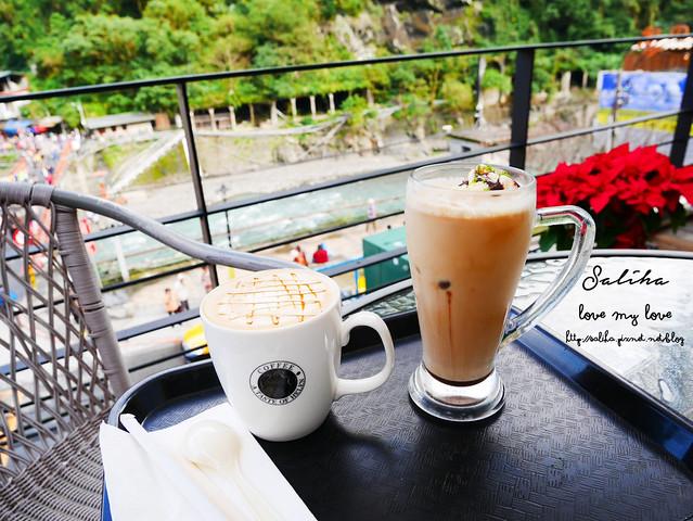 烏來景觀下午茶喝咖啡推薦海倫咖啡 (4)
