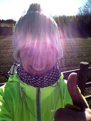 """""""La corsa è una cura dai dolori e dalla stanchezza che là fibromialgia mi causa, la mia salvezza"""" - Patrizia Marchese -"""