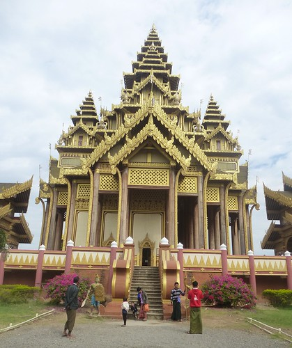 M16-Vieux Bagan-Palais royal (6)