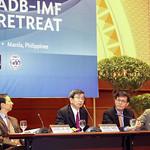 IMF, ADB hold joint retreat