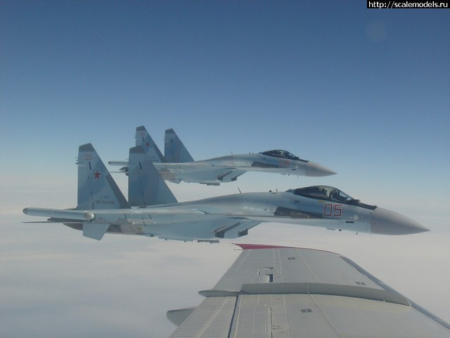 Russia deploys Su-35 fighters to Syria