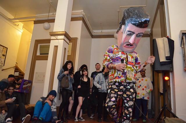 100 Years of Dada - ART HOTEL 916